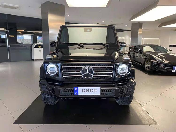 广州平行进口车奔驰G500报价销售