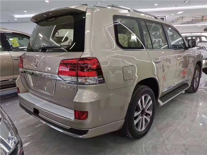 丰田兰德酷路泽5700VXE 2020款金/米报价