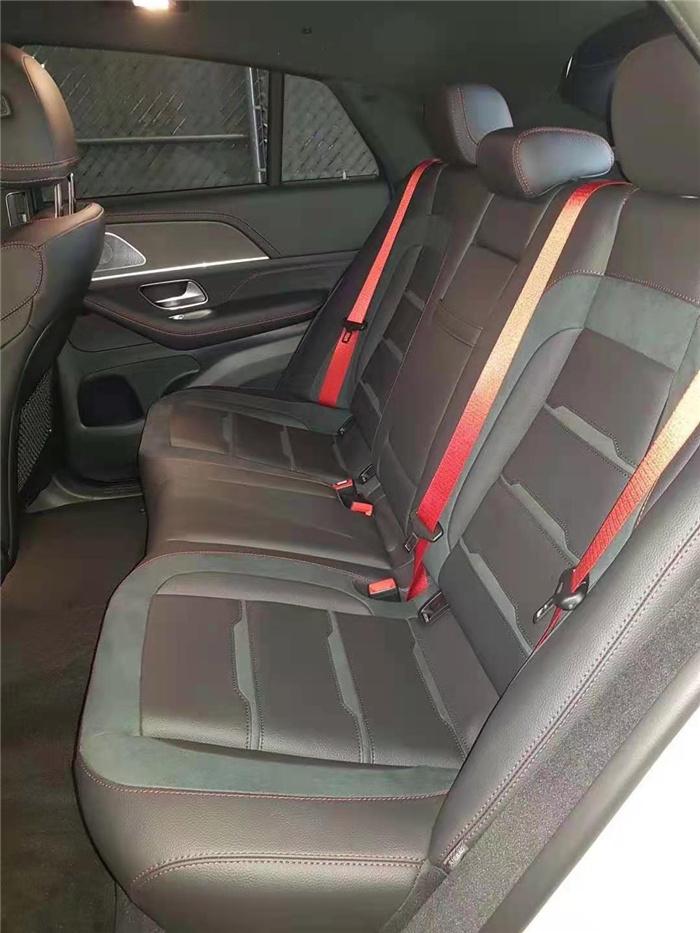 奔驰GLE53 Coupe21款白黑报价