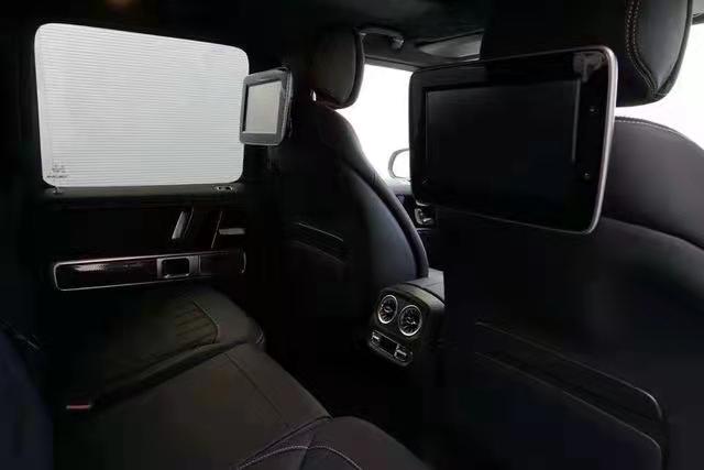 奔驰G400D40周年时光铭刻特别版2020款国六报价