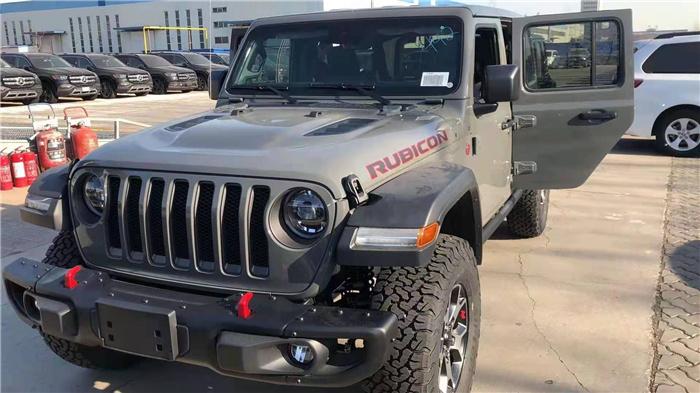 jeep牧马人 20款 2.0T报价