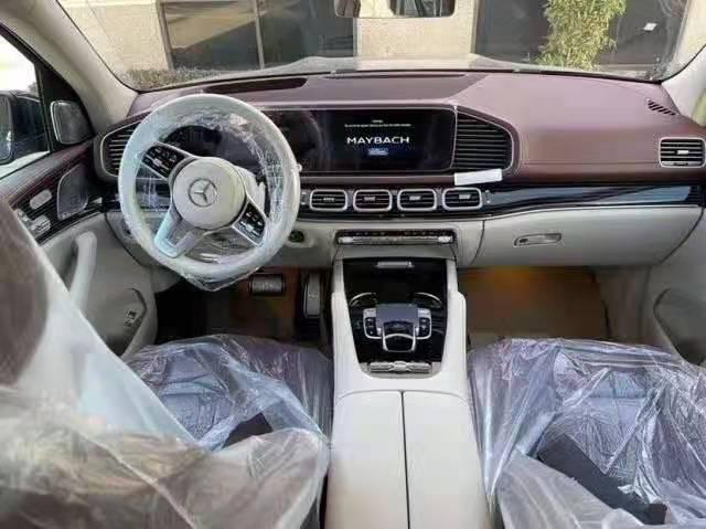 奔驰迈巴赫GLS600报价