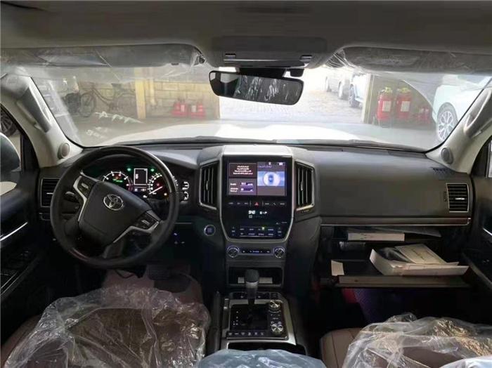 丰田兰德酷路泽5700 VXR GTS顶配报价2020款