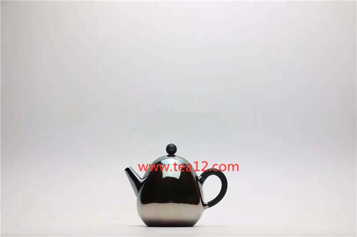银壶龙蛋泡茶银壶及图片欣赏