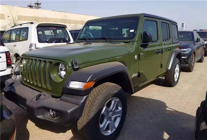 jeep牧马人 Sahara报价四门加版2020款