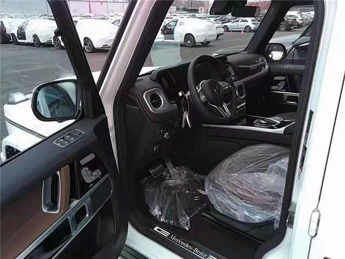 奔驰G350D报价柴油2020款
