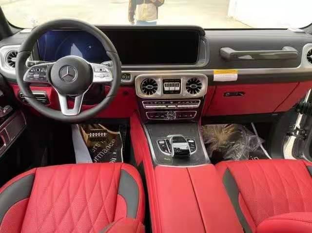 奔驰 G550报价2020款美版