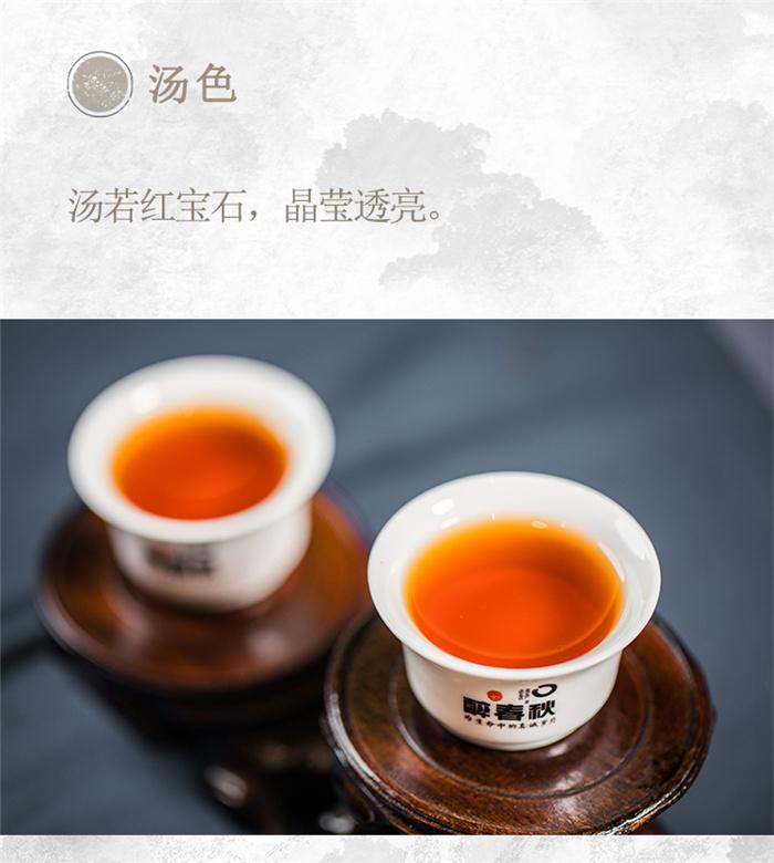 云南白药茶叶醉春秋普洱茶同享茶砖2018