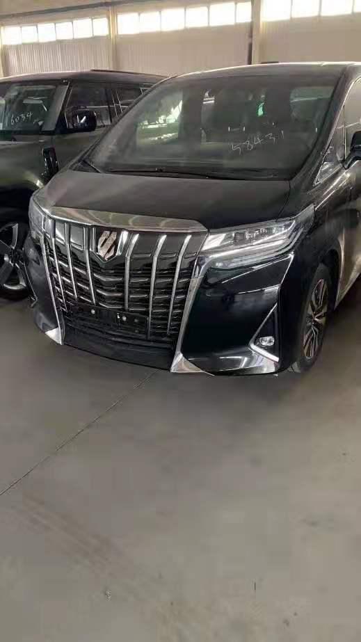 丰田埃尔法3.5报价2020款
