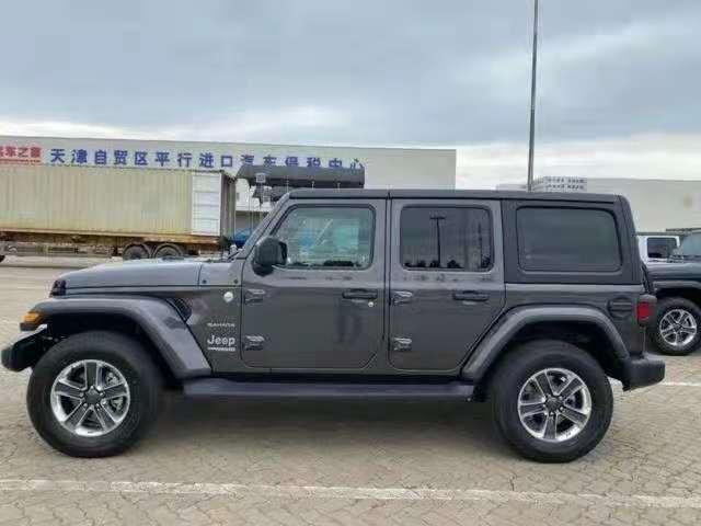 jeep牧马人报价沙哈拉陨石灰