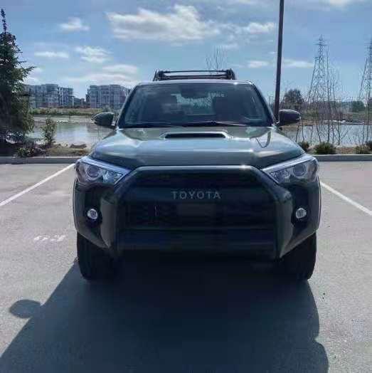 丰田超霸TRD PRO报价2020款