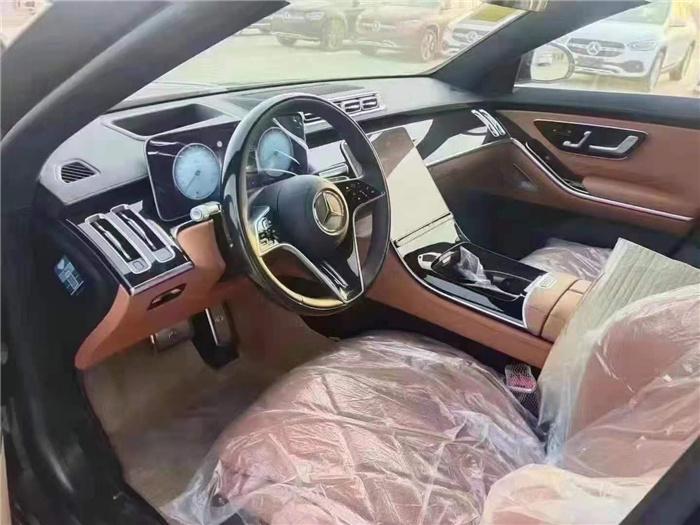 奔驰迈巴赫S480报价及图片欣赏