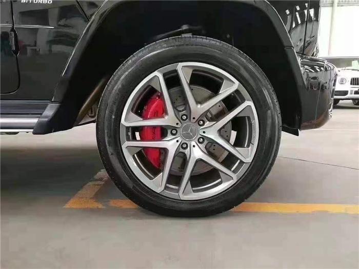 奔驰G63黑白色2020款报价及图片
