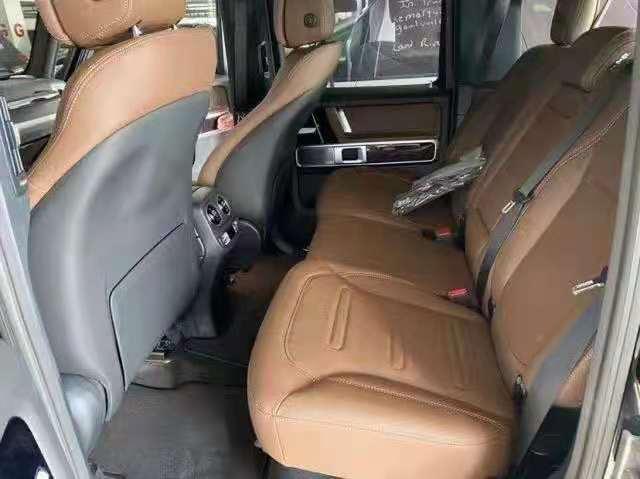 奔驰G550美规20款报价及图片