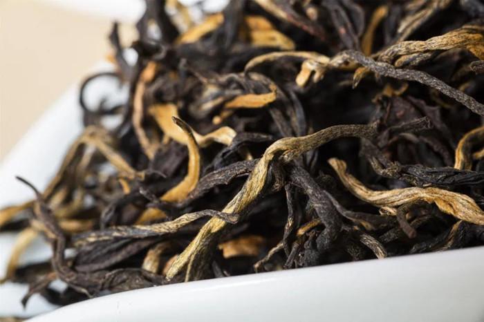 滇红茶红瑞徕金丰凤庆滇红工夫红茶