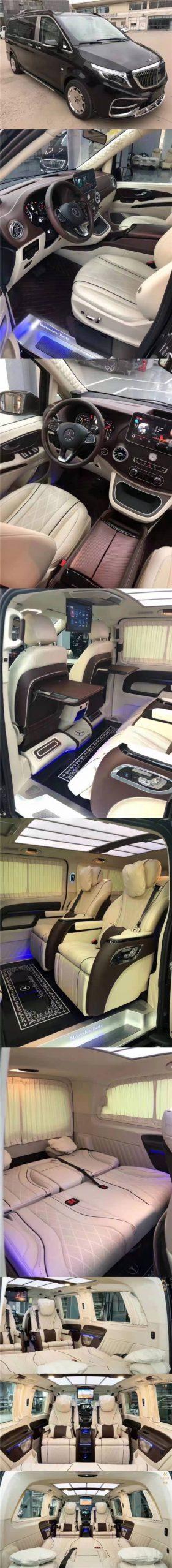 21款奔驰升级迈巴赫商务版价格