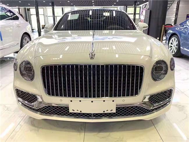 宾利飞驰V8多少钱